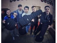 Группа Anacondaz стали эндорсерами BAG&music