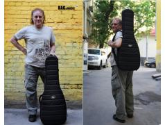 Владимир Холстинин теперь с чехлом BAG&music